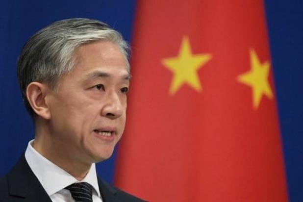 China feliciteert Biden met zijn overwinning