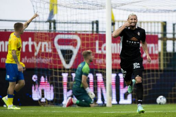 1B Pro League - Deinze wint met 0-2 op het veld van Waasland-Beveren