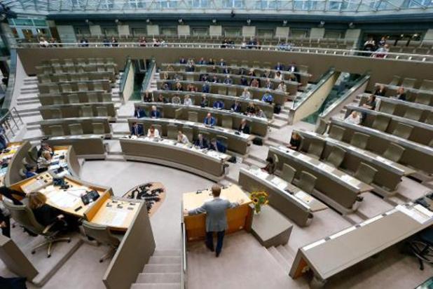 Man die belde dreigde niet met aanslag, Vlaams Parlement nodeloos ontruimd