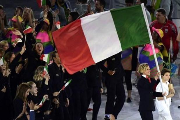 L'Italie échappe aux sanctions du CIO et pourra concourir à Tokyo avec ses symboles
