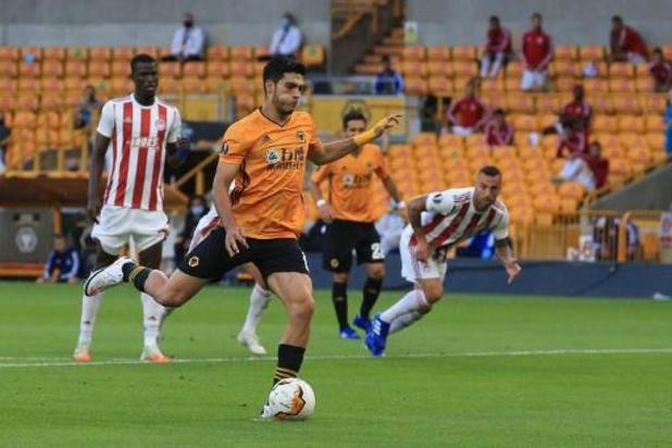 Europa League - Wolverhampton et Leander Dendoncker en quarts de finale