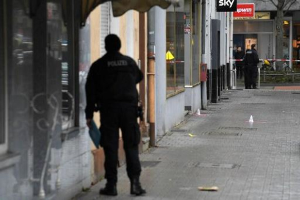 Vijf Turken gedood bij schietpartijen Hanau