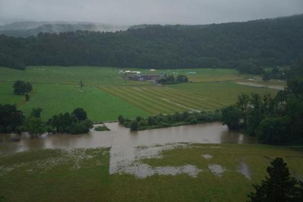 Bijna 30 jeugdkampen geëvacueerd in provincie Luxemburg