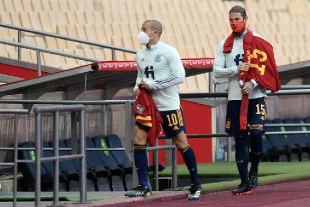 Le capitaine du Real Madrid Sergio Ramos positif au Covid-19