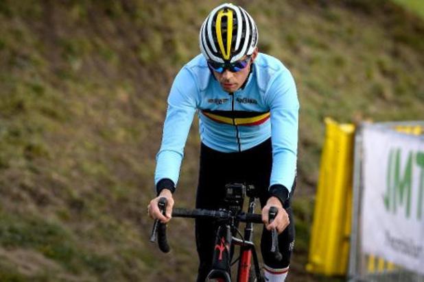 Mondiaux de cyclocross - Sven Vanthourenhout espère six médailles en Suisse