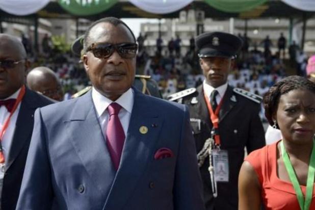 Congo: Sassou Nguesso annonce sa candidature à la présidentielle du 21 mars