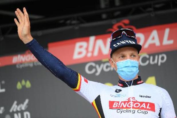 Elfstedenronde - Tim Merlier wint na een massasprint