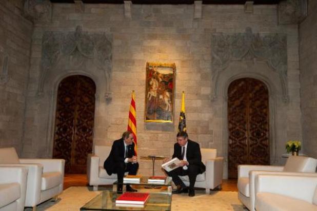 Jambon en Torra roepen EU samen op tot actie voor Catalonië