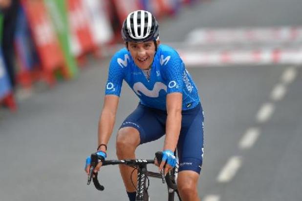 Marc Soler pakt ritzege en leiderstrui in Ronde van Romandië
