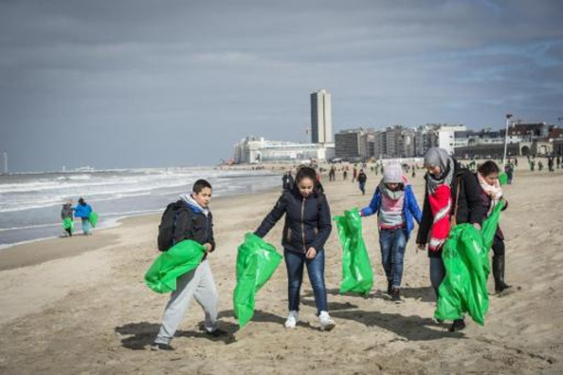 Eneco Clean Beach Cup dit jaar aan Belgische én Nederlandse kust