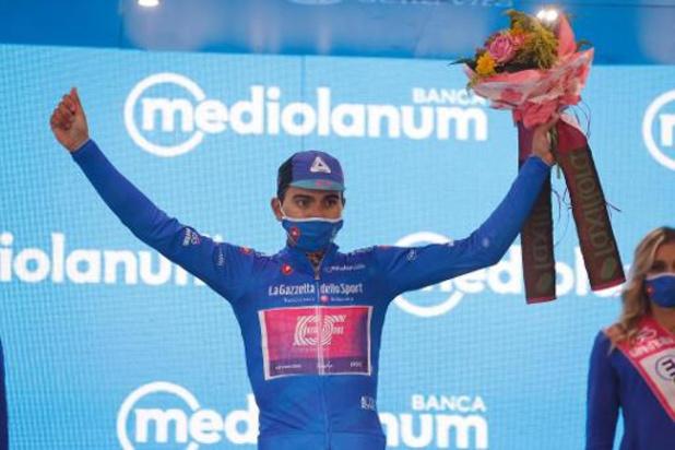 """""""EF Pro Cycling wil dat Giro vroegtijdig beëindigd wordt, UCI weigert"""""""