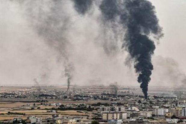 La Turquie avance dans la une ville frontalière clé de Ras al-Aïn