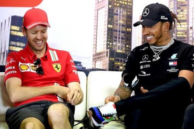 Les pilotes de Formule 1 ouverts à des courses à huis clos, assure le syndicat des pilotes