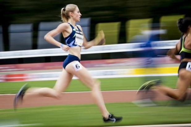 Nacht van de Atletiek - Elise Vanderelst komt minder dan een seconde tekort voor Belgisch record op 1.500 meter