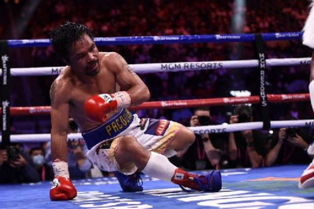Welters WBA - Manny Pacquiao battu aux points par le tenant du titre Yordenis Ugas