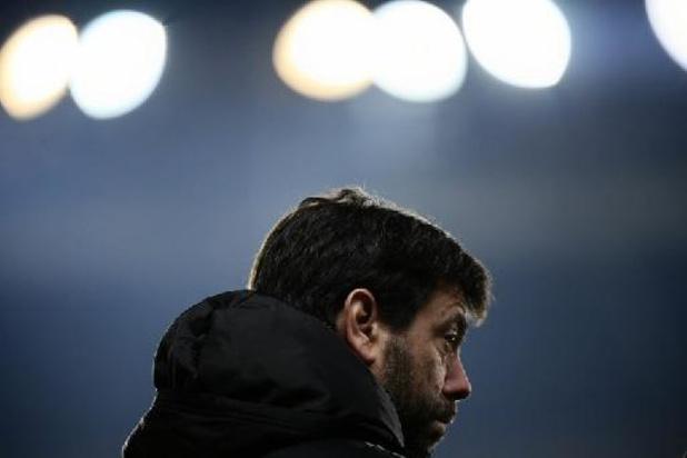 La Juventus s'écroule en Bourse après le départ des anglais