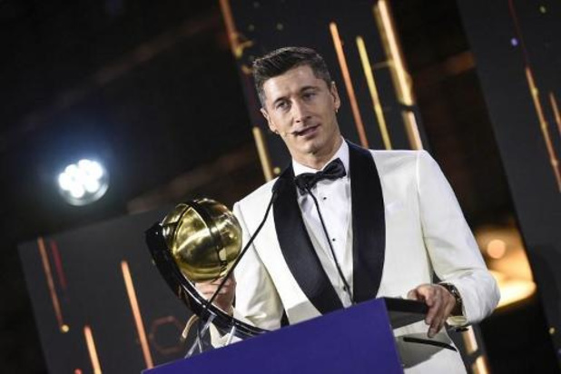 Lewandowski et Osaka, athlètes de l'année pour l'association des journalistes sportifs