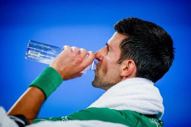 Thiem, dernier obstacle pour Djokovic vers un 17e Grand Chelem