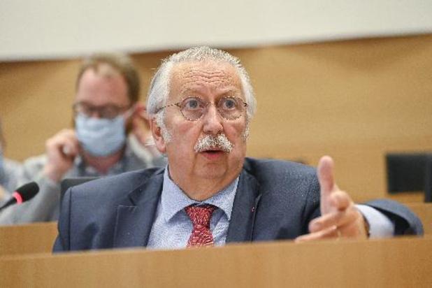 """Démission d'Ihsane Haouach - André Flahaut demande la réunion de la commission parlementaire """"P"""" et """"R"""""""