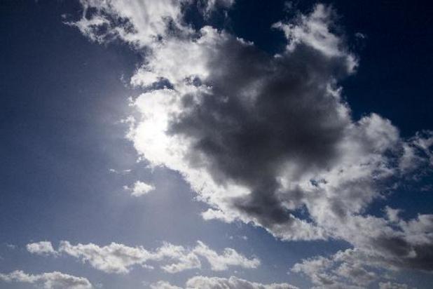 Un ciel changeant et un temps frais