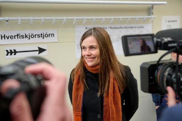 Vrouwen dan toch niet in meerderheid in parlement IJsland
