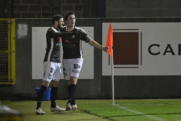 1B Pro League - Deinze renverse le Lierse au terme d'un match prolifique