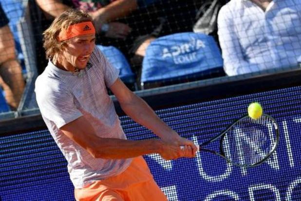 US Open - Alexander Zverev voorbij Coric naar halve finales