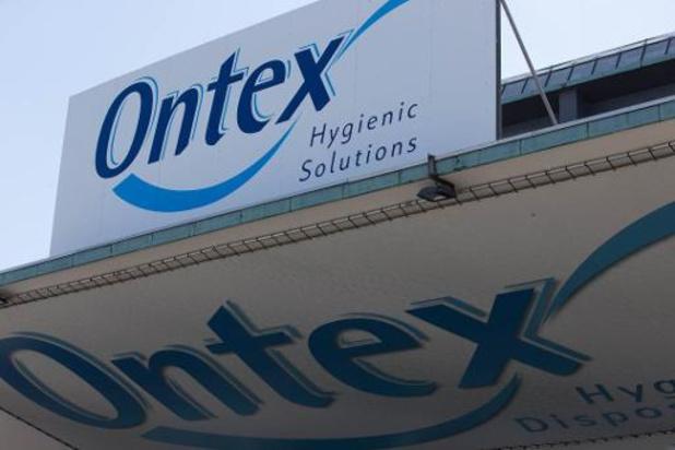 Ontex lance la production de 80 millions de masques à Eeklo