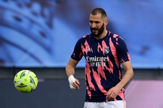 """""""En 3 minutes, tout était redevenu comme avant"""" avec Deschamps, dit Benzema"""