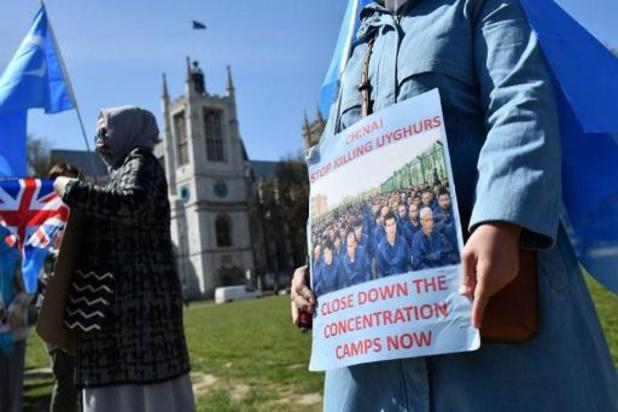 Xinjiang: Pékin met la Belgique en garde contre une dégradation des relations