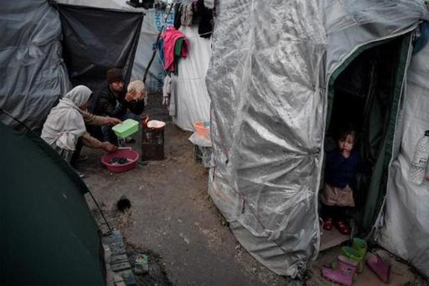 Griekse eilanden protesteren tegen opening van nog meer asielcentra