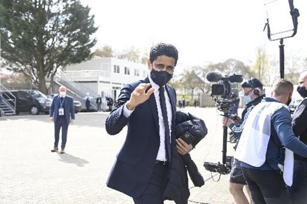 European Club Association verkiest PSG-bons Nasser Al-Khelaïfi tot nieuwe voorzitter