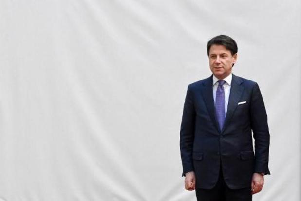 Le chef du gouvernement italien annule sa venue à Davos