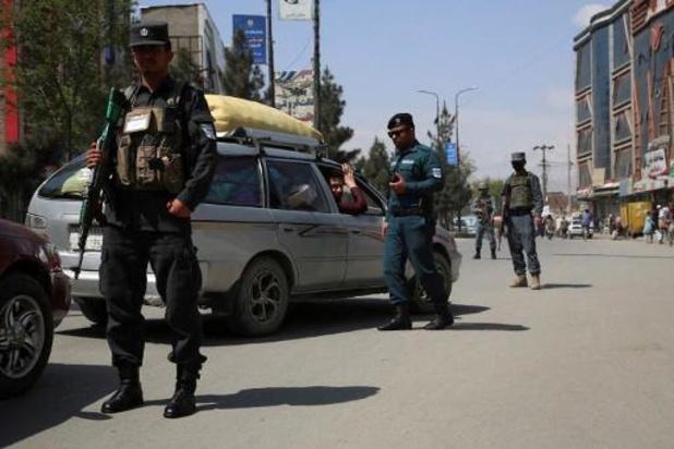 """""""Afghaanse troepen zijn in staat om Afghanistan te verdedigen"""""""