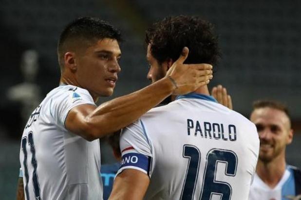 Belgen in het buitenland - Lazio maakt vroege achterstand ongedaan op bezoek bij Torino