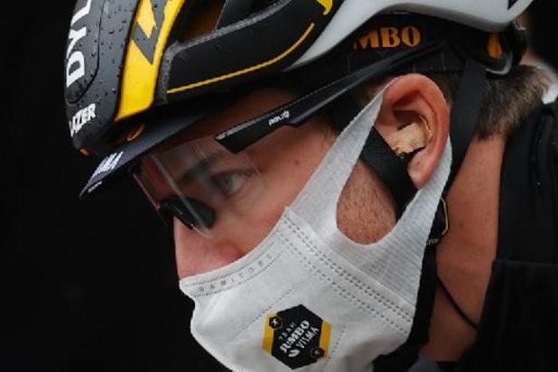 Le Giro de Dylan Groenewegen, de retour dans le peloton après sa suspension, est terminé