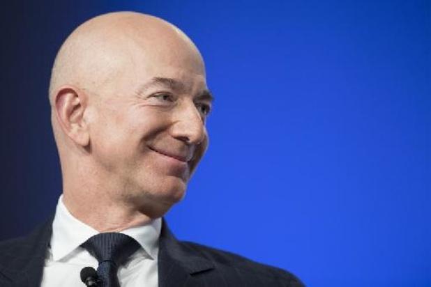 Jeff Bezos nog wat rijker