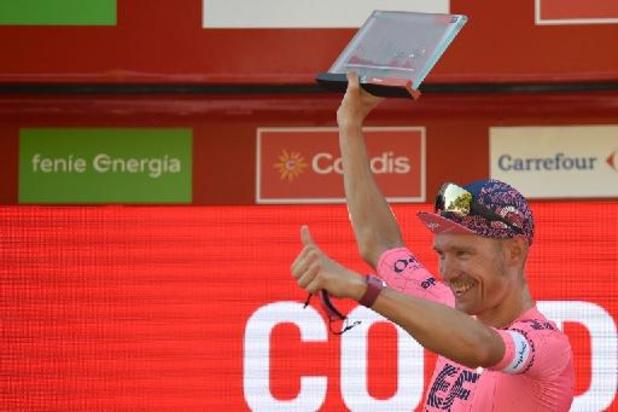 Derde ritzege in de Vuelta voor Magnus Cort