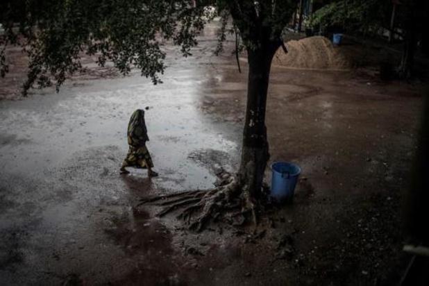 Drie doden bij zware regenval in Kinshasa