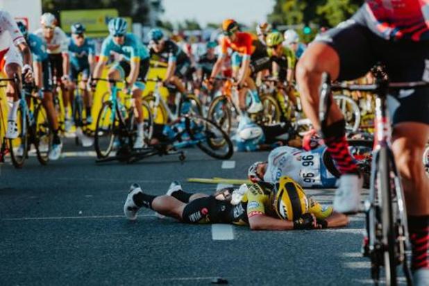 Le Tour de Pologne choisi comme événement de l'année malgré la chute de Jakobsen