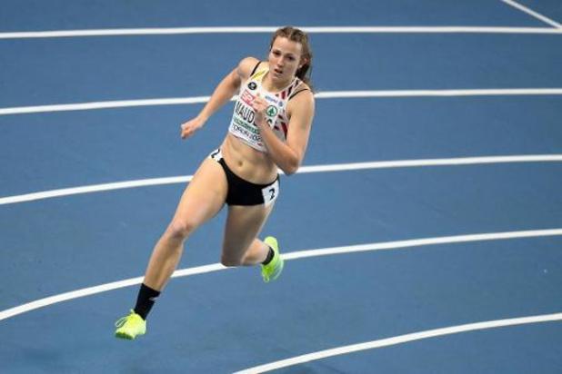 Cynthia Bolingo en demi-finales du 400m, Camille Laus et Hanne Maudens éliminées en séries