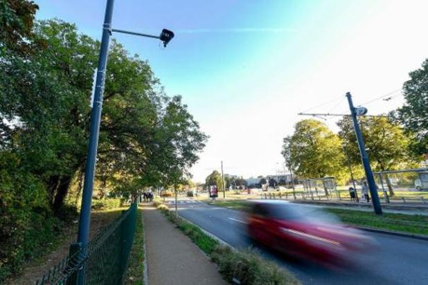 Jaarlijks veertig flitscamera's omgebouwd tot trajectcontrole