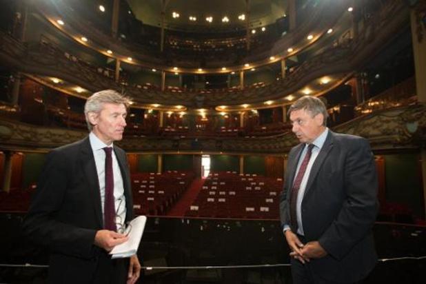 Directeur ad interim Jan Raes wordt volwaardig algemeen directeur Opera Ballet Vlaanderen