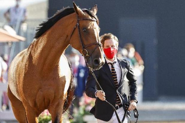 JO 2020 - Pieter Devos a surmonté sa déception et est prêt à jouer son rôle de remplaçant de luxe