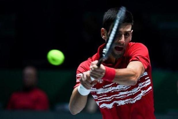 """Davis Cup - Novak Djokovic pleit voor één """"Super Cup"""" in september"""