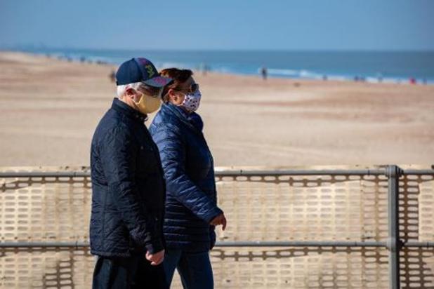 Oostende verplicht mondmaskers nog zeker tot einde herfstvakantie