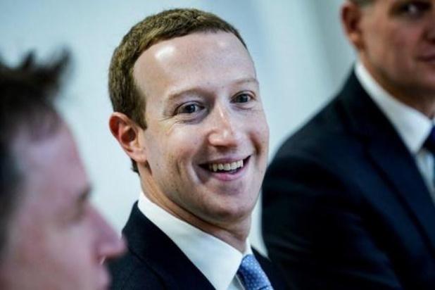 'La Justice américaine prépare un procès à l'encontre de Facebook pour exercer un monopole'