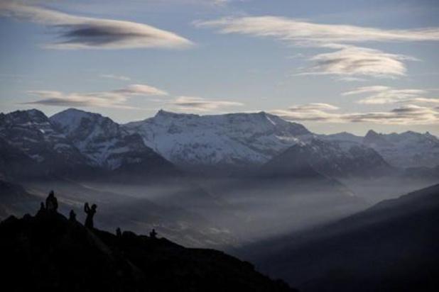 Une partie des Alpes grandit de 80 centimètres par millénaire