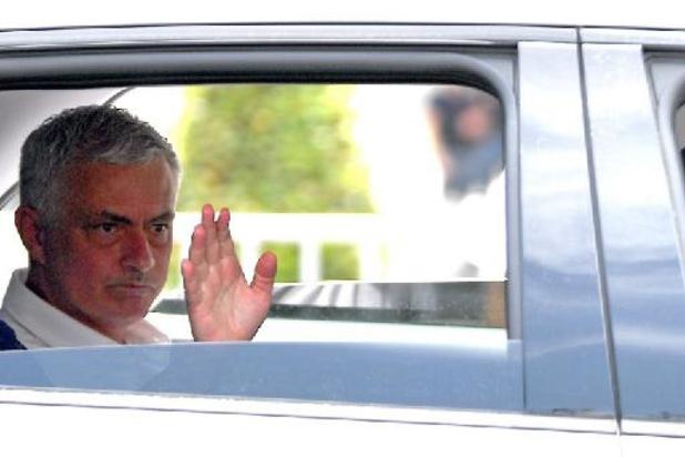 """José Mourinho à la Roma pour construire, """"les titres arriveront"""" après"""