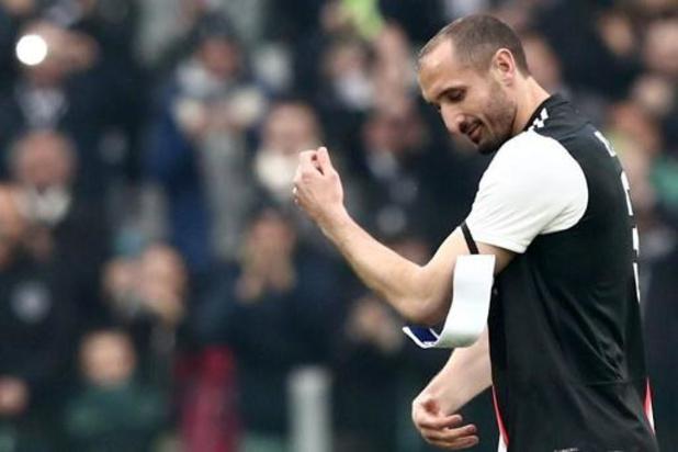 La Juventus envisage de réduire les salaires de ses joueurs durant la crise